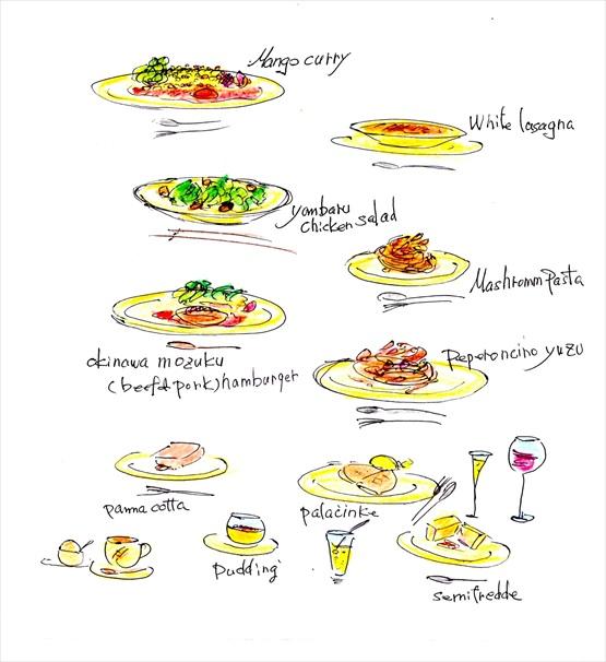 カフェ&ランチ | 皿の上の自然 ...
